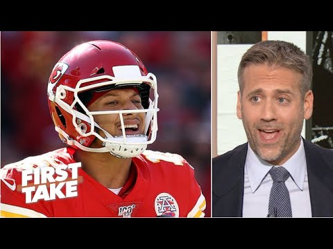 Patrick Mahomes is still the NFL MVP right now - Max Kellerman   First Take