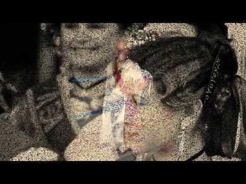 Dama de honor infantil de la reina de la huertan 2012