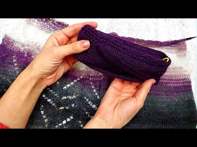 О ВЯЗАНИИ / ПЛАНЫ НА ДЕНЬ / НОВЫЕ ПРОЦЕССЫ /#вязание #вяжутнетолькобабушки #knitting #вязаниеспицами