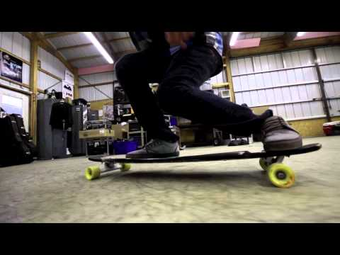 Longboarding: Warehouse Shoes