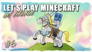 Let's Play Minecraft: VILLAGE REHAB PROJECT! (Ep. 6)