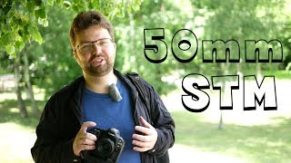 Обзор Canon 50mm f/1.8 STM