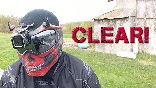 DIABLO - CLEAR! - Magfed Paintball - Tipx Gameplay