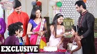 Ahem & Gopi's GRAND PARTY DRAMA in Saath Nibhana Saathiya 7th July 2014 FULL EPISODE HD