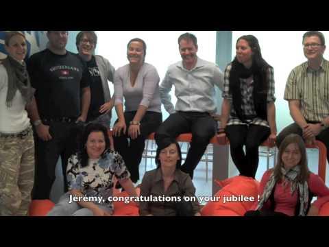 Congrats from the ricardo.ch Team