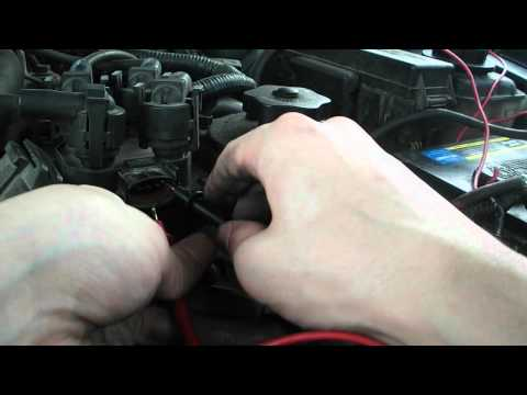 How to resistance test a coil pack-1996 Thunderbird