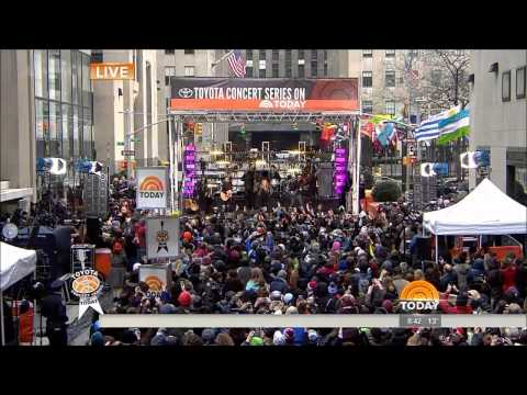 Shakira - Hips Don't Lie & Empire - Today Show video