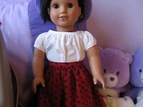 Reborn Baby Doll and American Girl Garage Sale Haul
