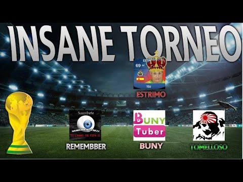 Fifa 14 | Andrea Vs Buny | Torneo con Buny, Rem y el cuervo de Tomelloso