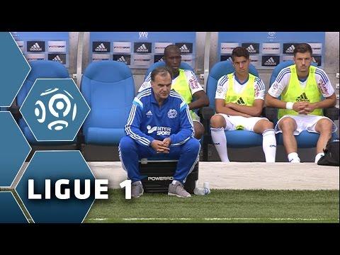 Olympique de Marseille - Stade Rennais FC (3-0)  - Résumé - (OM - SRFC) / 2014-15