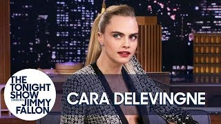 Cara Delevingne Ate a Rat for Bear Grylls