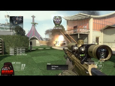 Call of Duty Black Ops II Nuketown 2025 Gameplay