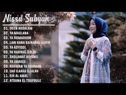 Download Nissa Sabyan Full album Best Song Spesial Ramadhan 2019 | Deen Assalam - Ya Maulana Mp4 baru