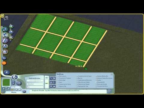 Jugando a Simcity 4 Deluxe Parte 1.