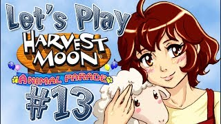 Let's Play Harvest Moon: Animal Parade! 013 - Everyone Here is SMASHED!