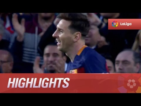 Highlights FC Barcelona (6-0) Sporting de Gijón