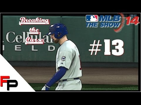 MLB 14 The Show - Cubs vs. White Sox - Fantasy Draft Season - Breaking the Curse Ep. 13