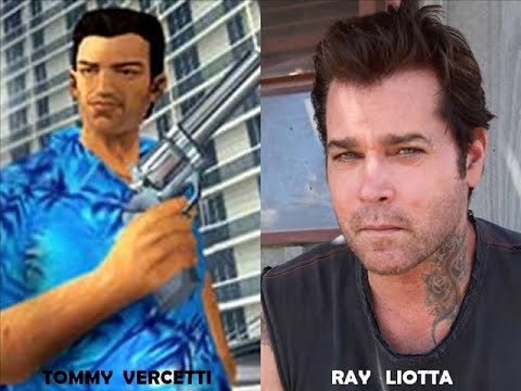 GTA: VICE CITY - Voces Reales