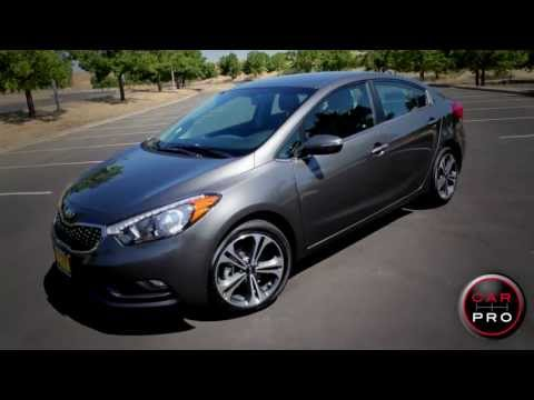 2014 Kia Forte Review & Test Drive by Claudia Lombana for The Car Pro