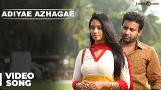 Oru Naal Koothu Songs | Adiyae Azhagae Video Song | Dinesh, Nivetha Pethuraj | Justin Prabhakaran