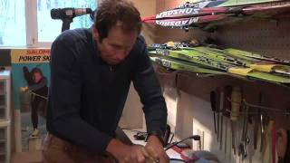 How to Wax Classic Cross-Country Skis