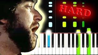 Download Lagu TOTO - AFRICA - Piano Tutorial Gratis STAFABAND