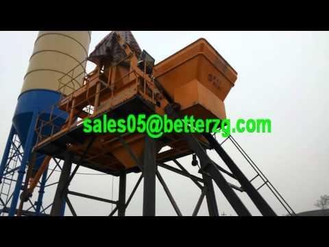 Henan Better Heavy Industry Co.,Ltd stationary concrete batching plant