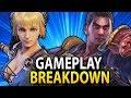 Lagu SOUL CALIBUR 6 - New Mechanics & Gameplay Breakdown!