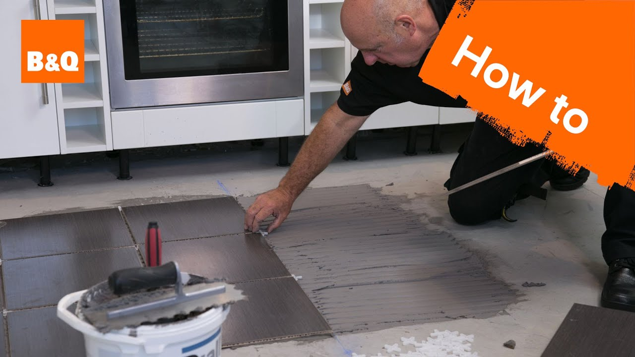 Youtube grouting floor tile