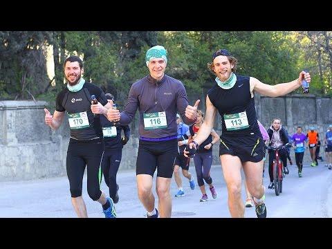 БЕЗУМНЫЙ ЯЛТИНСКИЙ МАРАФОН \ Yalta Marathon Trip