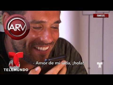 Sebastián Caicedo y Carmen Villalobos se casarán   Al Rojo Vivo   Telemundo