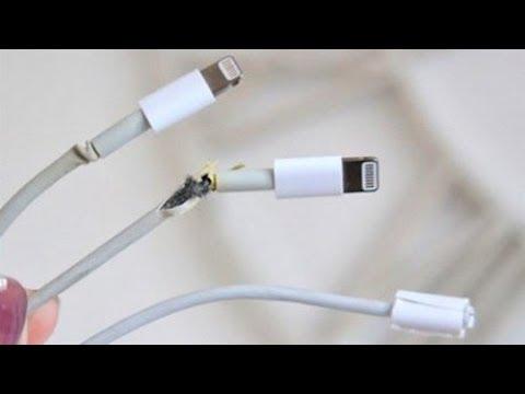 Hà Tĩnh: Nữ sinh phải gặp diêm vương vì dùng đt iPhone 6 khi đang cắm sạc | iPhone 6