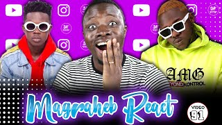 "Strongman & Medikal AGAIN!, Beef Masters on ""Bossu"" Magraheb Reacts!"