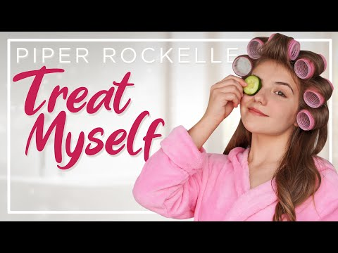 Piper Rockelle - Treat Myself (Official Music Video) **FIRST KISS**