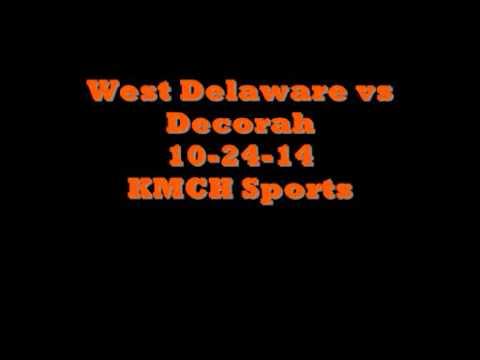 West Delaware vs Decorah