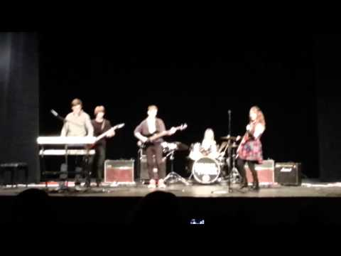 East Brunswick School of Rock 1/18/14 at Playhouse 22 - Performance Group - 01/19/2014
