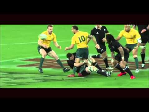 Australian Wallabies Rugby Tribute