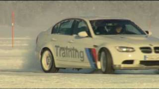 BMW SNOW TEST