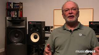 """JBL Engineer Tim Gladwin on the All-New L-100 Classic: """"This speaker is going to rock!"""""""