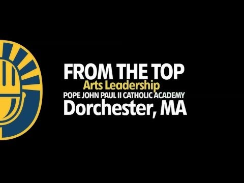 Boston Outreach at Pope John Paul II Catholic Academy