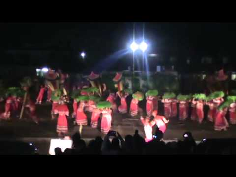 GINGOOG CITY KALIGA FESTIVAL 2014 - CHRIST THE KING COLLEGE (3RD PLACE)