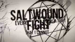FIT FOR AN AUTOPSY - Saltwound (Lyric Video)