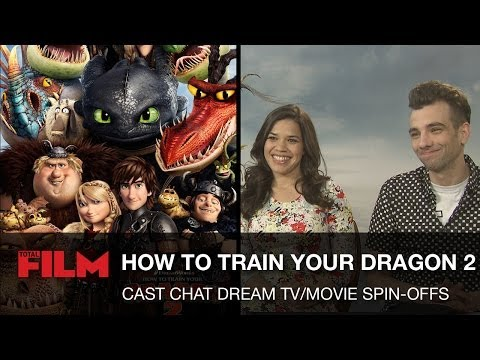 How to Train Your Dragon 2 Spin-Off: Cast chat dream projects