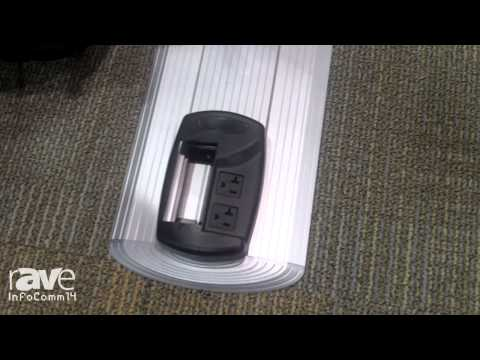 InfoComm 2014: Connectrac Shows its On-Floor System