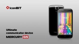 iconBIT NetTAB Mercury Q5 NT-3510M. Официальный обзор четырехъядерного коммуникатора