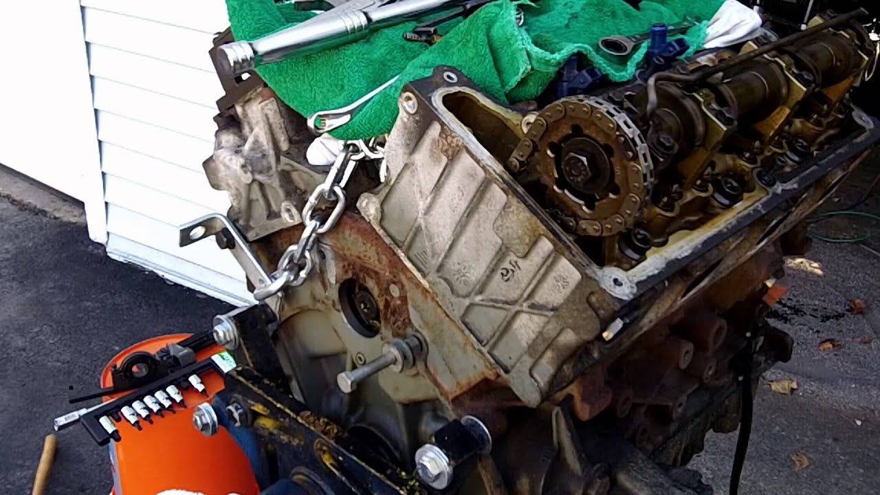 1998+Ford+Ranger+Timing 2002 Ford Explorer Timing Chain update 12-15 ...