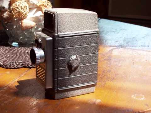 bell & howell 8mm movie cameras
