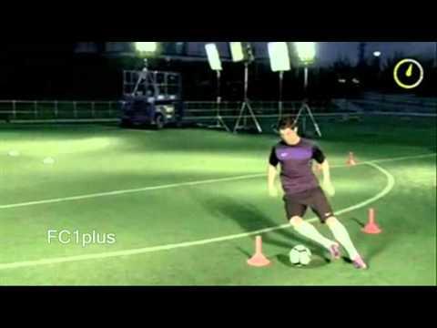 уроки дриблинга в мини футболе: