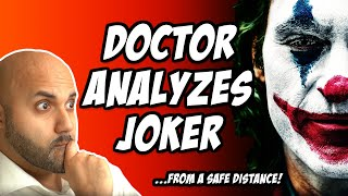 JOKER REVIEW AND REACTION BY REAL MENTAL HEALTH DOCTOR (NO SPOILERS)