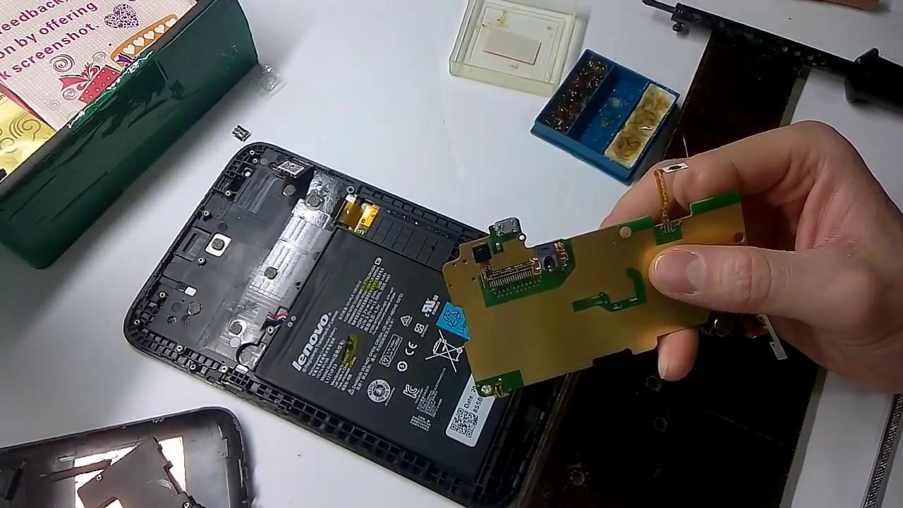 Как отремонтировать смартфон леново своими руками